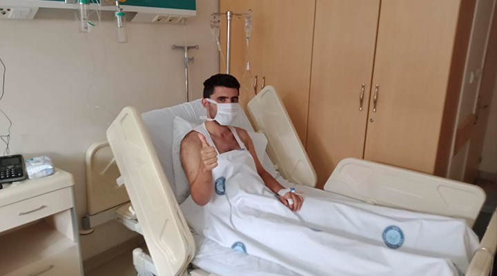 Türkiye'de ilk: Bir hastanın beyin omurilik sıvısında koronavirüs tespit edildi