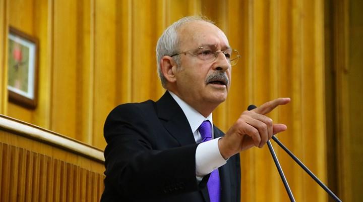 Kılıçdaroğlu: Ülkede casus aranıyorsa Kozmik Oda'yı açanlardır