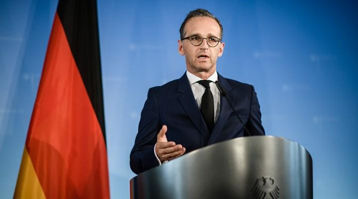 Almanya Dışişleri Bakanı Maas: İlhak nedeniyle bazı ülkeler İsrail'e yaptırım uygulayabilir