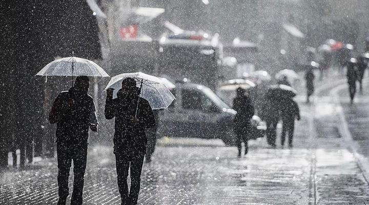 Ankara Valiliği'nden 'kuvvetli sağanak ve sel' uyarısı