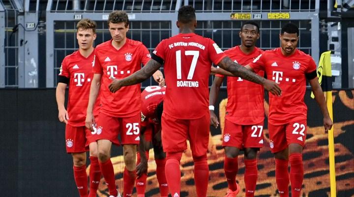 Bayern Münih, Almanya Kupası'nda finale yükseldi