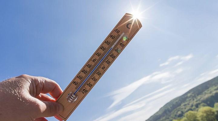 Türkiye'de mayıs ayında 63 merkezde ekstrem sıcaklık rekoru kırıldı