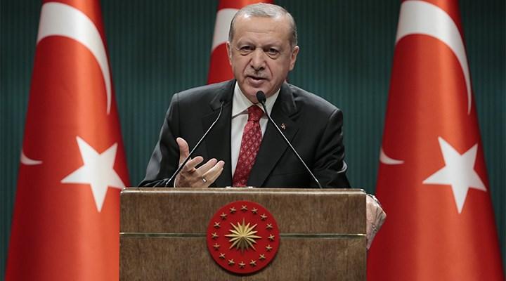 Erdoğan ekonomik krize karşı 'İslam iktisadı' önerdi