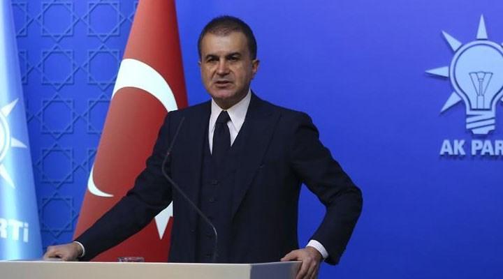 AKP Sözcüsü Çelik'ten artan vaka sayısına ilişkin açıklama