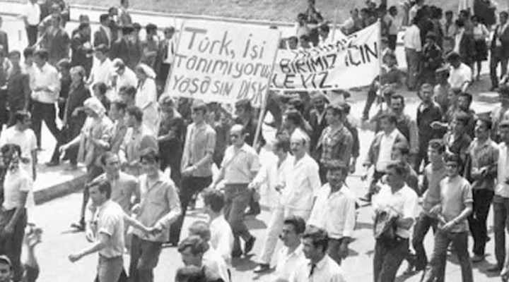 İşçilerin Haziranı 50. yılında da öğretmeye devam ediyor