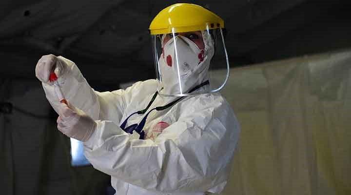 Ankara Tabip Odası: Ankara'da 437 sağlık çalışanına Covid-19 tanısı konuldu