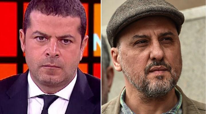 Ahmet Şık'tan Cüneyt Özdemir'e: Soytarılığı sinsiliğiyle yarışıyor ama yine de diğer soytarıların yanına kabul edilemiyor
