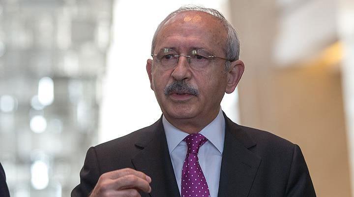 Kılıçdaroğlu: Bugün iktidarın bir numaralı sorunu şeffaf olmamasıdır