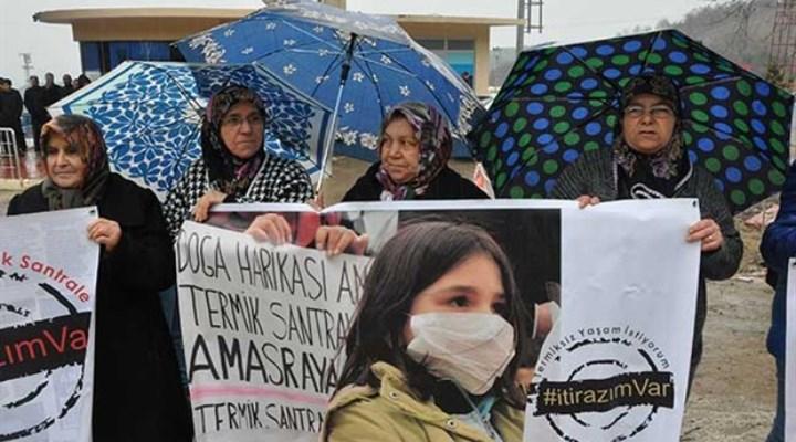 Amasra'da termik santral yapımına olanak sağlayan plan değişikliği durduruldu