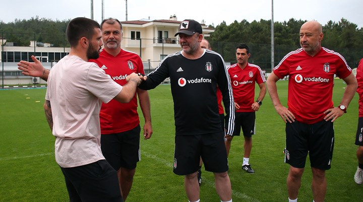 Beşiktaş, PedroRebocho ile yollarını ayırdı