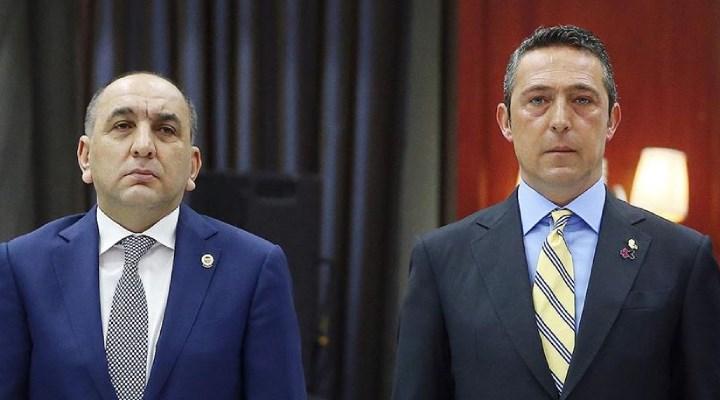 PFDK'dan Ali Koç ve Semih Özsoy'a hak mahrumiyeti cezası