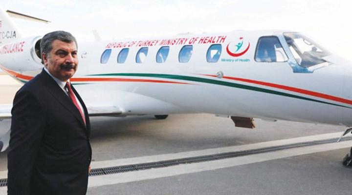 Uçaklar uçsa da uçmasa da paralar Katar şirketine: Garantili ambulans
