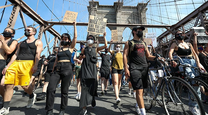 'Irkçılığı üreten sistemin kendisi'