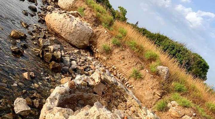 Datça Belediyesi'nden Knidos için çağrı: Kalıntılar tahrip oluyor, müdahale gerek