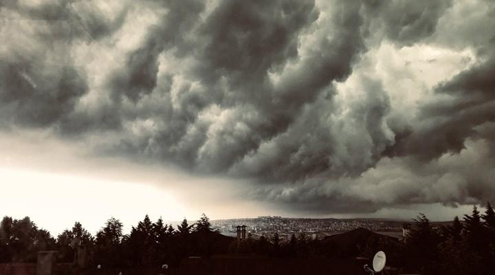 AKOM, İstanbul'da en fazla yağış alan ilçeleri açıkladı