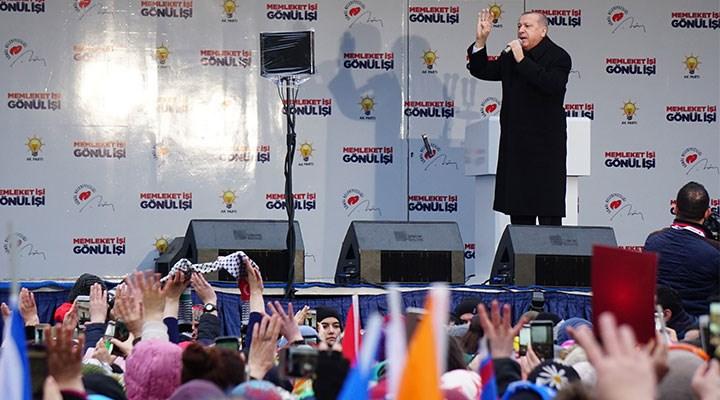 AKP'nin oyları yeni partilere kaydı