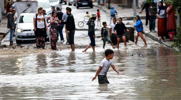 İstanbul Valiliği yaşanan sel felaketinin bilançosunu açıkladı