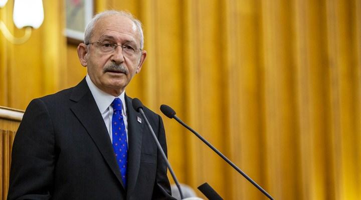 Kılıçdaroğlu'ndan baroların yürüyüşünün engellenmesine tepki