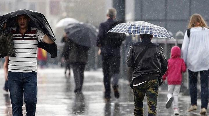 Meteoroloji uyardı: Sel, yağmur, dolu geliyor
