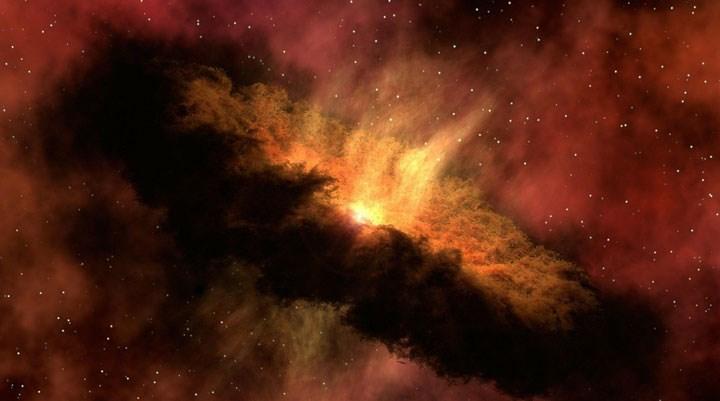 Gök bilimciler, daha önce hiç gözlenmeyen astronomik bir nesne keşfetti