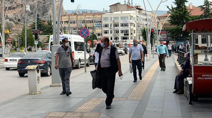 İçişleri Bakanlığı: 7 bin 17 kişiye maske cezası uygulandı