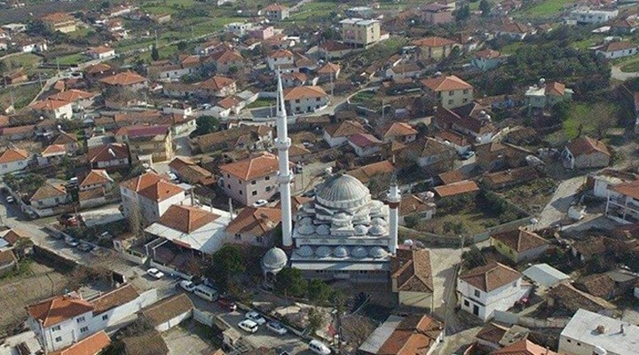 İzmir'de ilk kez bir köy karantinaya alındı