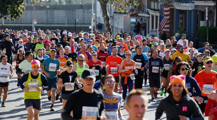 New York Maratonu Covid-19 nedeniyle 2021'e ertelendi