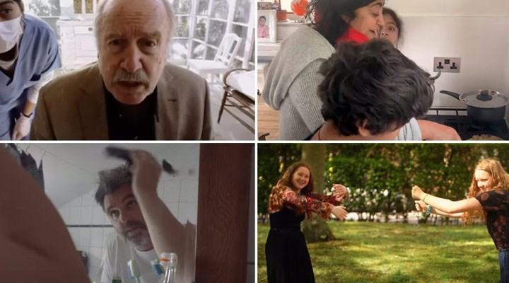 Ünlü sinemacıların çektiği kısa filmlerden oluşan 'Homemade' Netflix'te yayınlanacak
