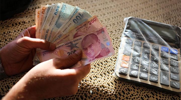 5 lira borcun 1'i ödenemeyecek