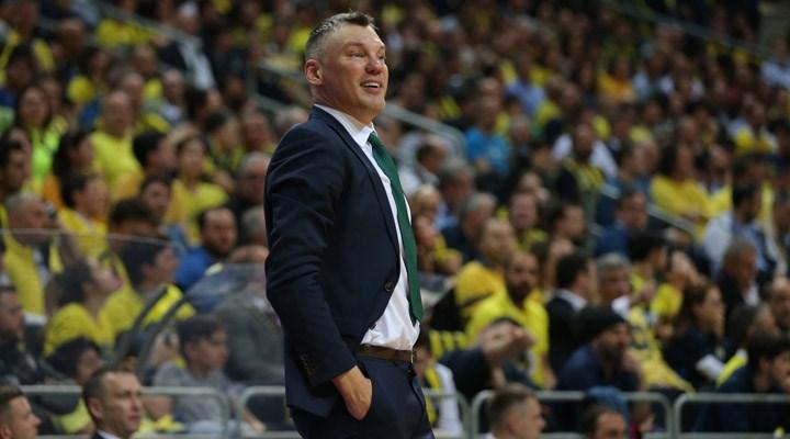 Fenerbahçe'de Obradovic'in yerine Jasikevicius ismi öne çıktı