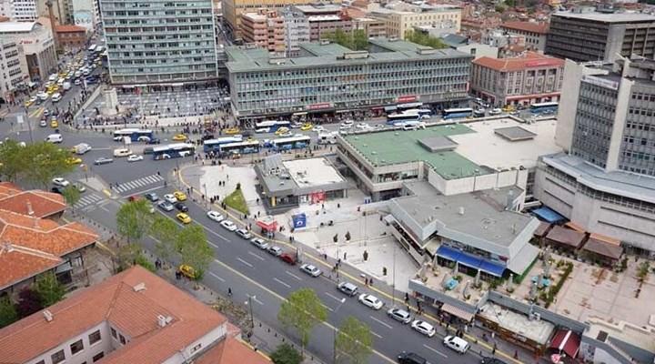 ŞPO Ankara Şubesi: 100. Yıl Çarşısı'nı yıkmak kamu yararına aykırıdır