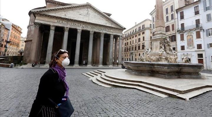 İtalya'da Covid-19'dan can kaybı 34 bin 708'e yükseldi