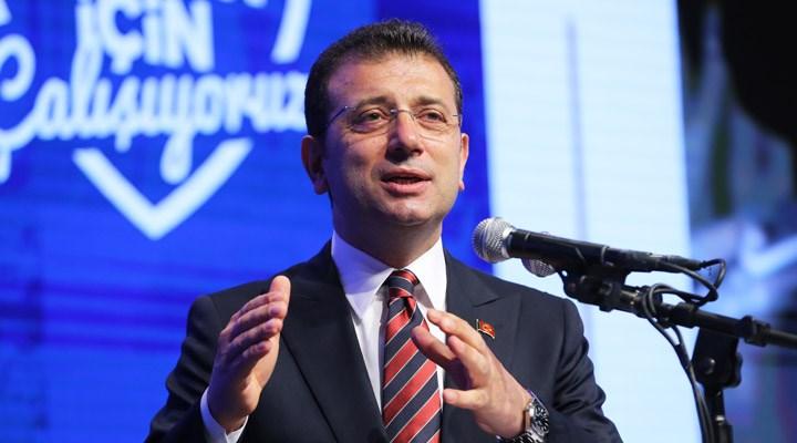 İmamoğlu: Kanal İstanbul en büyük hayal kırıklığım