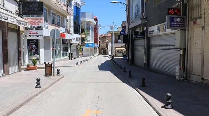 TYT dolayısıyla 09.30'da başlayan sokağa çıkma kısıtlaması sona erdi