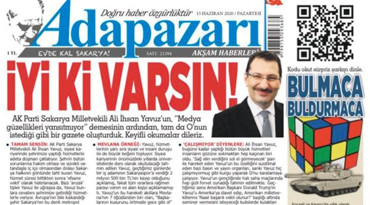 AKP Milletvekili Yavuz'u eleştiren gazeteciler ifade verdi