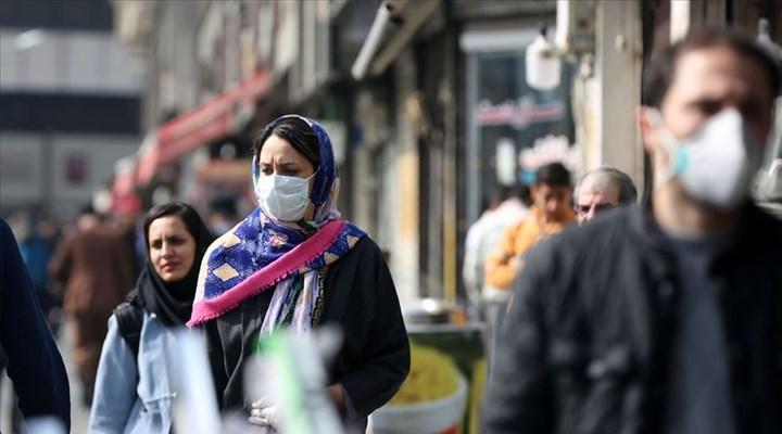 Vakaların arttığı İran'da maske zorunluluğu getirildi