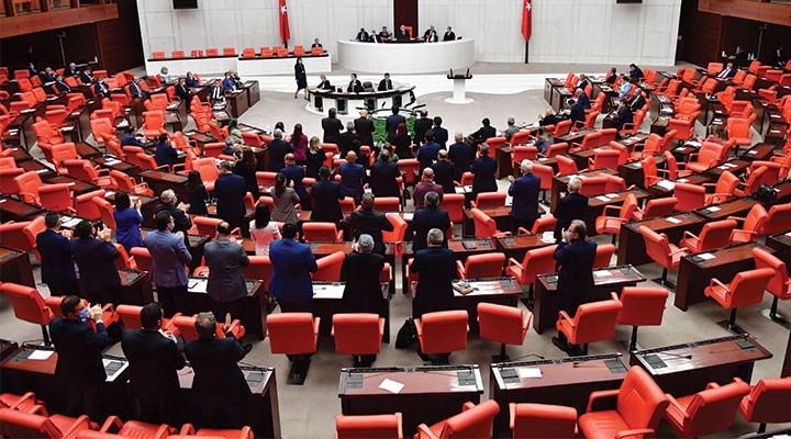 Genel Kurul gündemi yoğun: Önce yargı paketi sonra fişleme