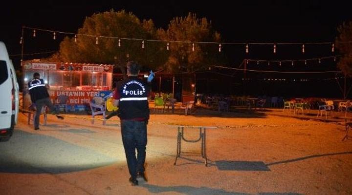 Adana'da bir kişi çay bayat diye servis yapan öğretmeni vurdu!