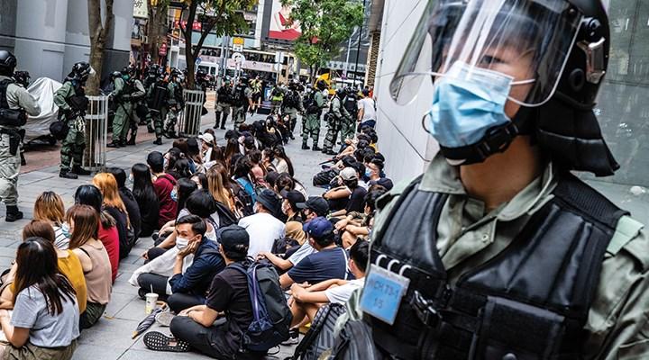Çin, Hong Kong yasasını onayladı: 1 Temmuz'dan itibaren geçerli olacak