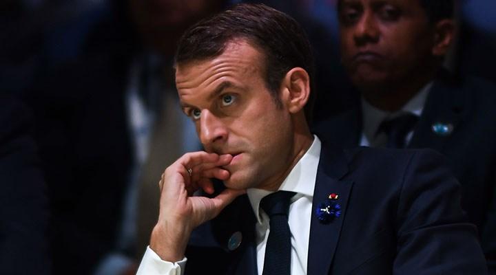 Macron: Türkiye'nin Libya'da tarihi ve cezai sorumluluğu var