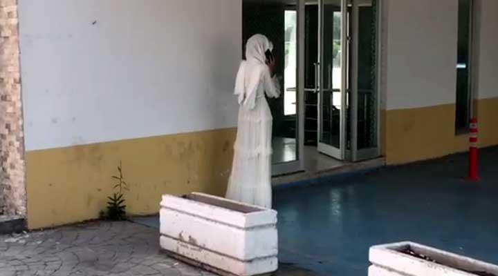 Nikah dairesinden polisi arayıp 'Zorla evlendiriliyorum' ihbarı yaptı