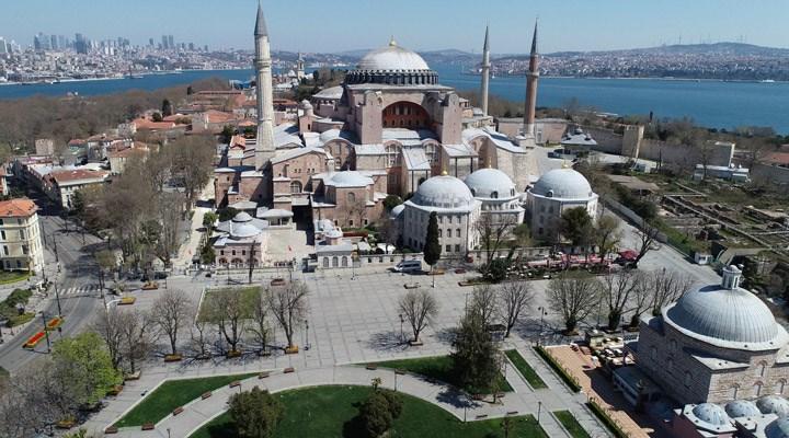 ABD'den 'Ayasofya müze kalsın' çağrısı: AKP'den yanıt geldi