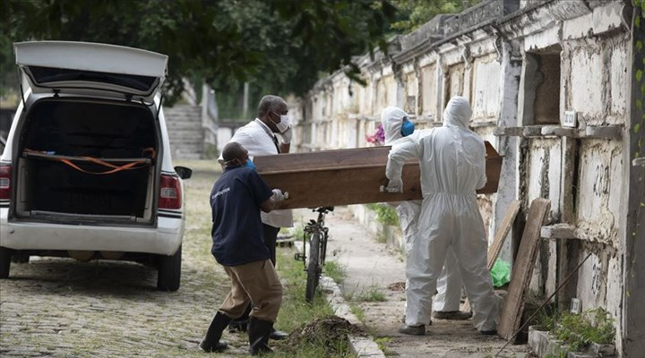 Dünya genelinde koronavirüse yakalananların sayısı 10.6 milyonu aştı