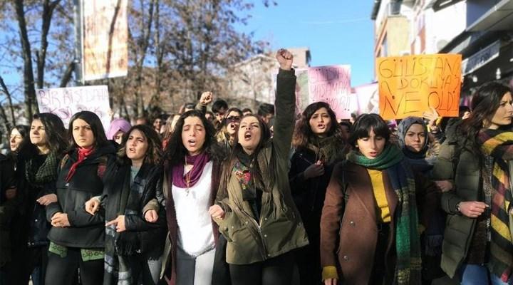 Gülistan Doku için eylem yapan 5 öğrenci yurttan atıldı
