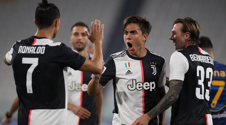 Juventus liderliğini, Lazio takibini sürdürdü