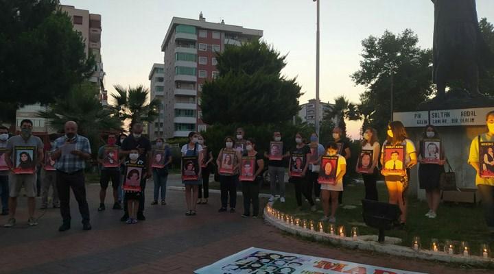 Narlıdere'de Madımak Katliamı unutulmadı: Sivas'ın ışığı hiç sönmeyecek!