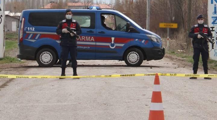 Urfa'da 60 ev karantinaya alındı