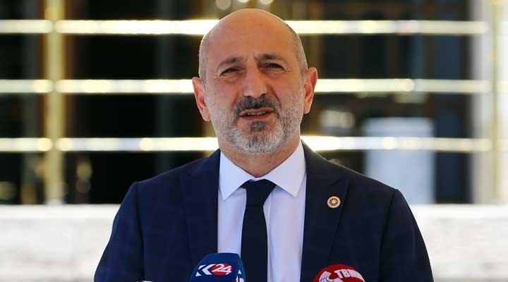 CHP'li Öztunç: Küfür eden AKP'li ise takipsizlik kararı veriliyor