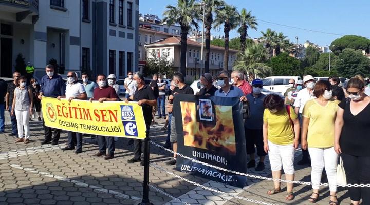 Ödemiş ve Datça'da Madımak Katliamı anması düzenlendi