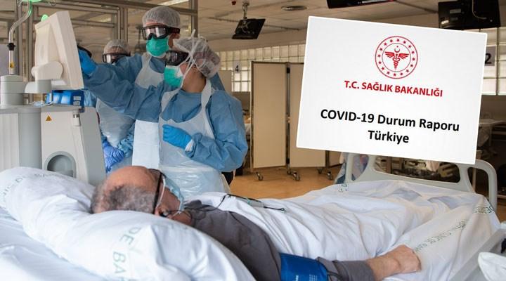 Sağlık Bakanlığı, Covid-19 verilerini erişime açtı